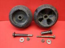 john Deere STX38 LX172 LX176 LX188 245 265 285 deck wheels part # M84690 M111489