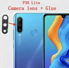 Huawei P30 Lite Rear Camera Glass Lens with Adhesive Replacement Uk