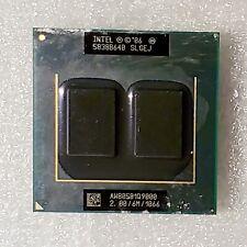 Intel Core 2 Quad Q9000 2.0Ghz Mobile Aw80581Q9000 4 cores for Laptop Us Seller