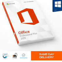 Microsoft Office 2019 Professional Plus Product Key 🔐 Activation license