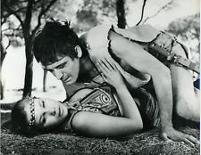 "Cinéma, ""Young Aphrodites"", Takis Emmanouel and Eleni Prokopiou Vintage Print"