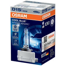 D1S Osram XENARC Cool Blue Intense 6000K Bombilla Luz Xenon HID Coche (SINGLE)