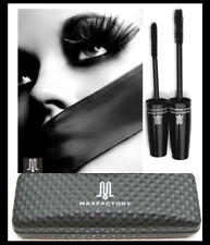 *NEW* MAXFACTORY® Luxurious Water Proof Younique 3D Fiber Lash Mascara Black
