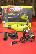 Ryobi 6.2 Amp Corded 5/8 in. Variable Speed Hammer Drill #6 D620H