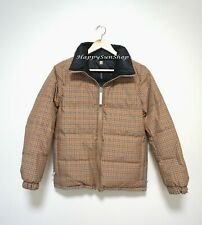 BURBERRY Reddich Reversible House Shell And Down Puffer Jacket XXS