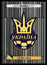 Panini Euro 2012 - Badge - Ukrajina Ukraine No. 398