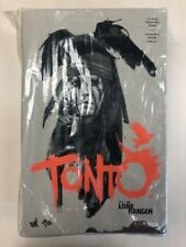 Hot Toys MMS 217 Disney The Lone Ranger Tonto Johnny Depp 12 inch Figure NEW