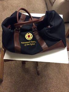 IAFF Gym Sports Duffel Bag