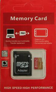 SD Micro SD Speicherkarte  1 TB Memory Card + SD Adapter