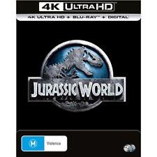 The Lost World - Jurassic Park 2 4K Ultra HD + Blu-ray + Digital Download Sealed