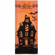 WILTON Item# 1912-1028 HAUNTED MANOR HALLOWEEN PARTY TREAT BAGS WITH TIES