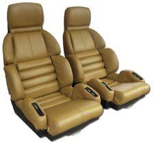 89-90 Corvette Sport Leather Seat Covers 4206__