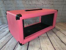 "Studio Tolex Rack Case - 4U 19""  By 12"" Deep Guitar Eleven Rack Axe FX Amp Case"