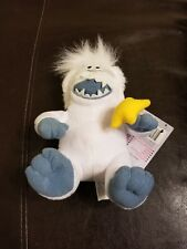 "New 1998 Cvs The Island Of Misfit Toys Abominable Snowman Bean Plush 7"" Rudolph"