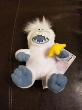 "New 1998 Cvs The Island Of Misfit Toys Abominable Snowman Bean Plush 7"" Rudolph"