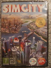 SimCity (Sim City 2013) For PC (New & Sealed)
