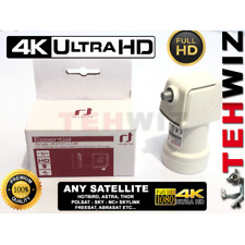 LNB INVERTO ESSENTIAL (1out) Single 40mm Standard For: Ultra HD 4K 3D HD