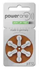 Varta PowerOne Typ 312 Hörgerätebatterien
