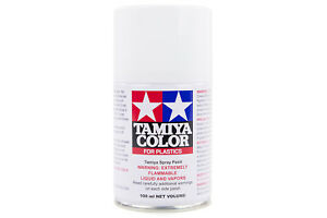 Tamiya TS-26 Pure White Lacquer Spray Paint 100ml