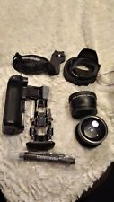 Digital Camera Accessories 600 Lens Hoods, Macro lens, Telephoto lens mount +