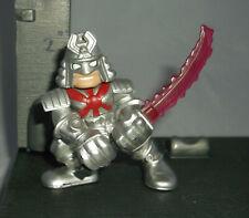 Marvel Super Hero Squad Friends Playskool Figure - Silver Samuai