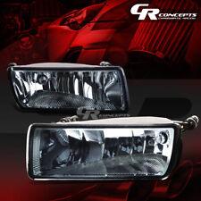 SMOKED LENS BUMPER DRIVING FOG LIGHT LAMP LH+RH FOR 06-10 FORD EXPLORER U251 SUV