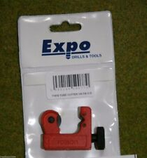 "Expo Tools MINI TUBE CUTTER 1/8"" to 7/8"" Capacity 71510"