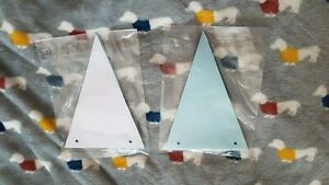 DESIGN AND CREATE YOUR OWN TRIANGLE BUNTING DECORATION,PARTIES,SPECIAL EVENT