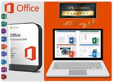 Genuine Microsoft Office 2016 Professional Plus Full Version key windows 7/8/10