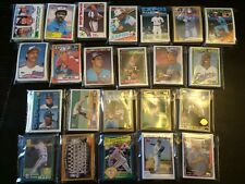 1982-2005 MONTREAL EXPOS Topps Complete Team Sets (24) CARTER-ROCK-DAWSON-WALKER