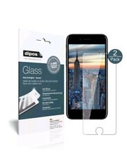 2x Apple iPhone 8 Plus Screen Protector Flexible Glass 9H dipos