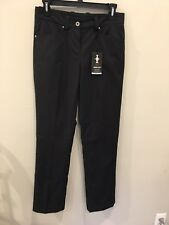 Abacus Lds Clerk Stetch Golf Trousers. Women Size 4. NWT