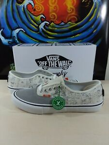 Vans Authentic Pro X No-Comply X Daniel Johnston