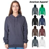 American Apparel California fleece pullover hoodie (5495) Men/Women comfy Hoody