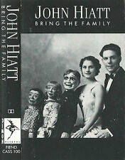 JOHN HIATT BRING THE FAMILY CASSETTE ALBUM RY COODER LITTLE VILLAGE Blues Count
