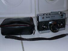 Rollei 35 S Chrome Tasche Handschlaufe Batterie  (N5343)