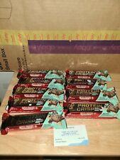 Protein Crisp Bar Syntha-6, Cold Stone Cream Flavor-Mint Choc Lot of 9 BB 04/20
