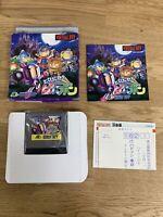 Virtual Boy Tobidase Panibom Panic Bomber Japan VB Nintendo - Complete RARE