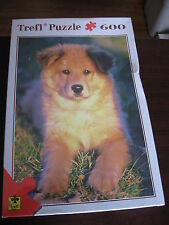 Puppy / Trefl Puzzle / 600 Piece / New / Sealed