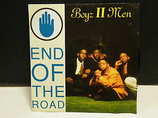 BOYZ II MEN End of the road 8600647