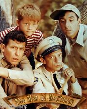 Andy Griffith The Men Of Mayberry Refrigerator / Tool Box Magnet