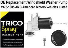 Windshield / Wiper Washer Fluid Pump (c) - Trico Spray 11-507