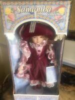 Samantha Collection, Samantha Medici 1998 Ltd Ed Fine Porcelain Doll ~ NEW!
