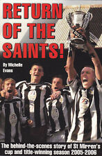 Return of the Saints by Michelle Evans (Hardback, 2006)