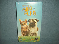 THE ADVENTURES OF MILO AND OTIS - VHS - 1990 - BRAND NEW SEALED