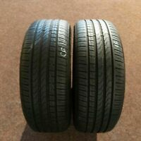 2x Pirelli Scorpion Verde MO 235/55 R19 101V DOT 4217 7 mm Reifen
