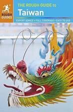 Rough Guide To Taiwan  9780241186831