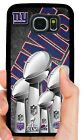 NEW YORK GIANTS PHONE CASE FOR SAMSUNG NOTE &GALAXY S6 S7 EDGE S8 S9 S10 E PLUS