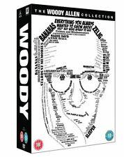 Woody Allen Comedy Box Set DVDs & Blu-ray Discs