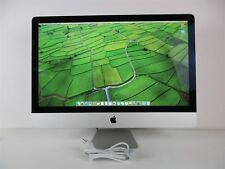 "Apple iMac 27"" 5K Late 2014: i7-4790K 4.0GHz - 16GB - 1TB Fusion - R9 M295X 4GB"